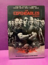 The Expendables Steelbook