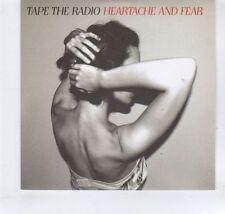 (GR311) Tape The Radio, Heartache And Fear - 2011 DJ CD