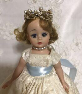 Vintage Madame Alexander Cissette Queen Doll, cute!!!