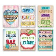 Creative Teaching Press Inspire U Poster Pack (ctc-7284) (ctc7284)