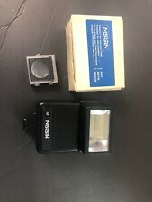 Nissin 340T Flash And Filter Kit