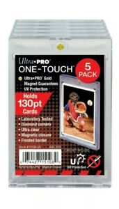 Ultra PRO 130PT UV ONE-TOUCH Magnetic Holder (Pack of 5)