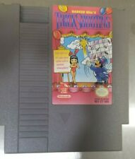 Barker Bill's Trick Shooting Nintendo NES Video Game Cart