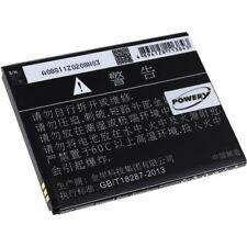 Akku für Smartphone Elephone P6000 3,7V 2000mAh/7,4Wh Li-Ion Schwarz