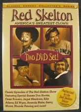 Red Skelton America's Greatest Clown 2 DVD Set 2005 Brand New Classic Comedy