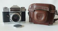 Zenit-5 KMZ Soviet USSR SLR 35mm Camera (Bessamatic Copy)+Vega-3 Lens # 6502748