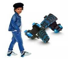 New listing Madd Gear Boys Rollers Light Up Heel Skates, Blue Age 6+