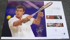 Pete Sampras  Hand signed Limited Edition Print  US Open  Australian Open
