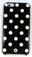 kate spade new york KSIPH-012-LPBC iPhone 6 Plus/6s Plus Hard Case,Black/Cream