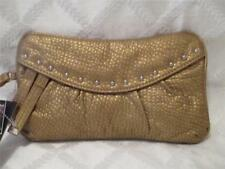 NWT RED BY MARC ECKO GOLD BRONZE DUSK TIL DAWN STUDDED WRISTLET #M1108463RED