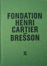 FONDATION HENRI CARTIER-BRESSON X - BP