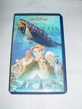 Walt Disney Classics – Atlantis – The Lost Empire - VHS    New £14.99 Free P& P