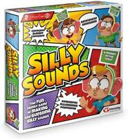 Interplay Silly Sounds Make And Guess Traditional Fun Party Family Game