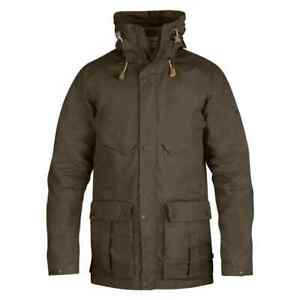Fjallraven Jacket No. 68 Dark Olive new with tags mens SIZE XL