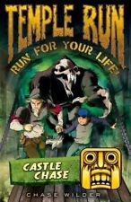 New Temple Run: Castle Chase (Temple Run: Run For Your Life!) [Paperback] [Feb 2