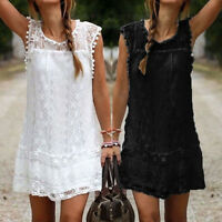 New Womens Celeb Summer Boho Beach Sun Dress Kaftan Mini Playsuit Lady Jumpsuit