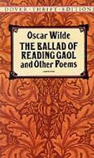 (Good)-The Ballad of Reading Gaol (Dover Thrift Editions) (Mass Market Paperback