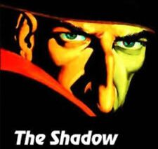 The Shadow 208 Old Time Radio Shows 2 x MP 3 CD's otr 104 Hours