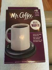 Mr Coffee Electric Warmer Mug Plate Candle Cup Home Warming Hot Tea New