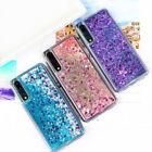 For Huawei P20 Pro Nova 3i 2S Bling Glitter Quicksand Soft TPU Phone Case Cover