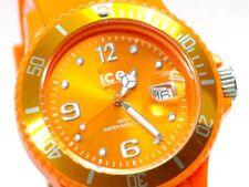 Ice Watch Uhr Unisex Armbanduhr in Orange