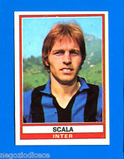 CALCIATORI 1973-74 Panini - Figurina-Sticker n. 158 - SCALA - INTER -Rec