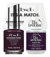 ibd It's A Match Advanced Wear Duo Just Gel & Polish Inspire Me 65371
