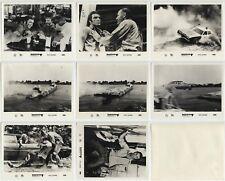 White Lightning SET OF 8 JAPAN PHOTOGRAPHS Burt Reynolds, Ned Beatty, Bo Hopkins