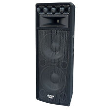 Pyle PylePro PADH212 1600W Heavy Duty 7-Way PA Loudspeaker Cabinet