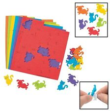 """Dog and Cat Foam Shapes (500 Pieces) 1-1/2"""""""