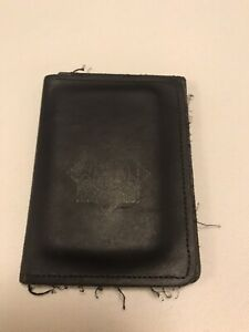 Obsolete Police Warrant Card Holder. Used