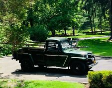1963 Willys Willys Pick Up Green