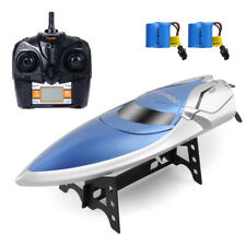 High Speed Toyabi RC Racing Boat Remote Control 2.4G 4CH Rennboot Schnellboot