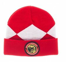 Power Rangers Costume Beanie Hat