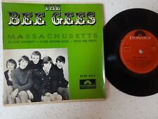 THE BEE GEES    ---MASSACHUSETTS+3   ***VERY RARE***   ISRAEL