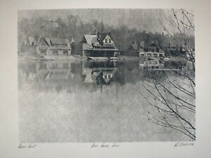 L Sacco & R Ehrlich - Boathouse Row Philadelphia - Vesper Malta Boar Clubs