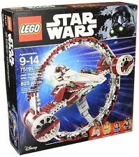 New LEGO Star Wars Jedi Starfighter with Hyperdrive Set 75191