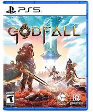 Godfall - PlayStation 5 New Free Us Shipping