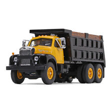 2018 FIRST GEAR 1:64 *MACK B-61* Yellow & Black DUMP TRUCK* NEW TOOLING *NIB*