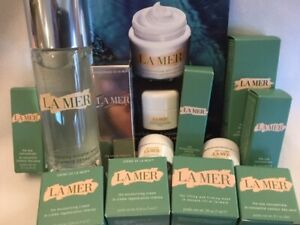 La Mer Creme Eye Concentrate Lotion Mask Serum Body Samples *YOU CHOOSE* New