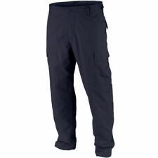 Pantalones de hombre cargo azul 100% algodón