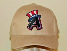 VINTAGE ALLENTOWN AMBASSADORS PROMO HAT CAP MINOR LEAGUE BASEBALL