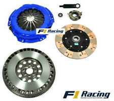 FX HD DUAL CLUTCH KIT+CHROMOLY FLYWHEEL CELICA ALL-TRAC MR-2 2.0L TURBO 3S-GTE