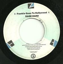 FRANKIE GOES TO HOLLYWOOD - RAGE HARD - 1986 - ORIGINAL 80s ELECTRONIC SYNTH-POP
