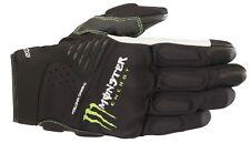 Motorradhandschuhe Alpinestars Force Gloves schwarz Gr. XXL Monster Energy