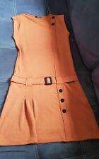 Robe années 70 marque TANAÏS taille 38 comme neuve