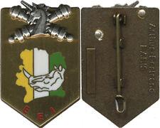 501 503° R.C.C, 2° Escadron, E.E.I, Licorne, rhinocéros,bronze,A.Bertrand (9007)