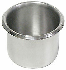 10 stainless Steel Drink Cup Holder for tables cars etc