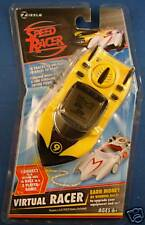 SPEED RACER ELECTRONIC HANDHELD LCD TOY ARCADE GAME CAR RACING ZIZZLE MODEL HOT