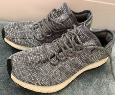 """Adidas PureBoost Sneakers. Mens """"Heather Grey"""" UK7 **Great Condition**"""